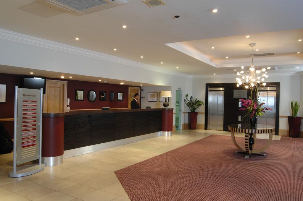 Menzies Birmingham City Strathallan 2 Reception Jpg